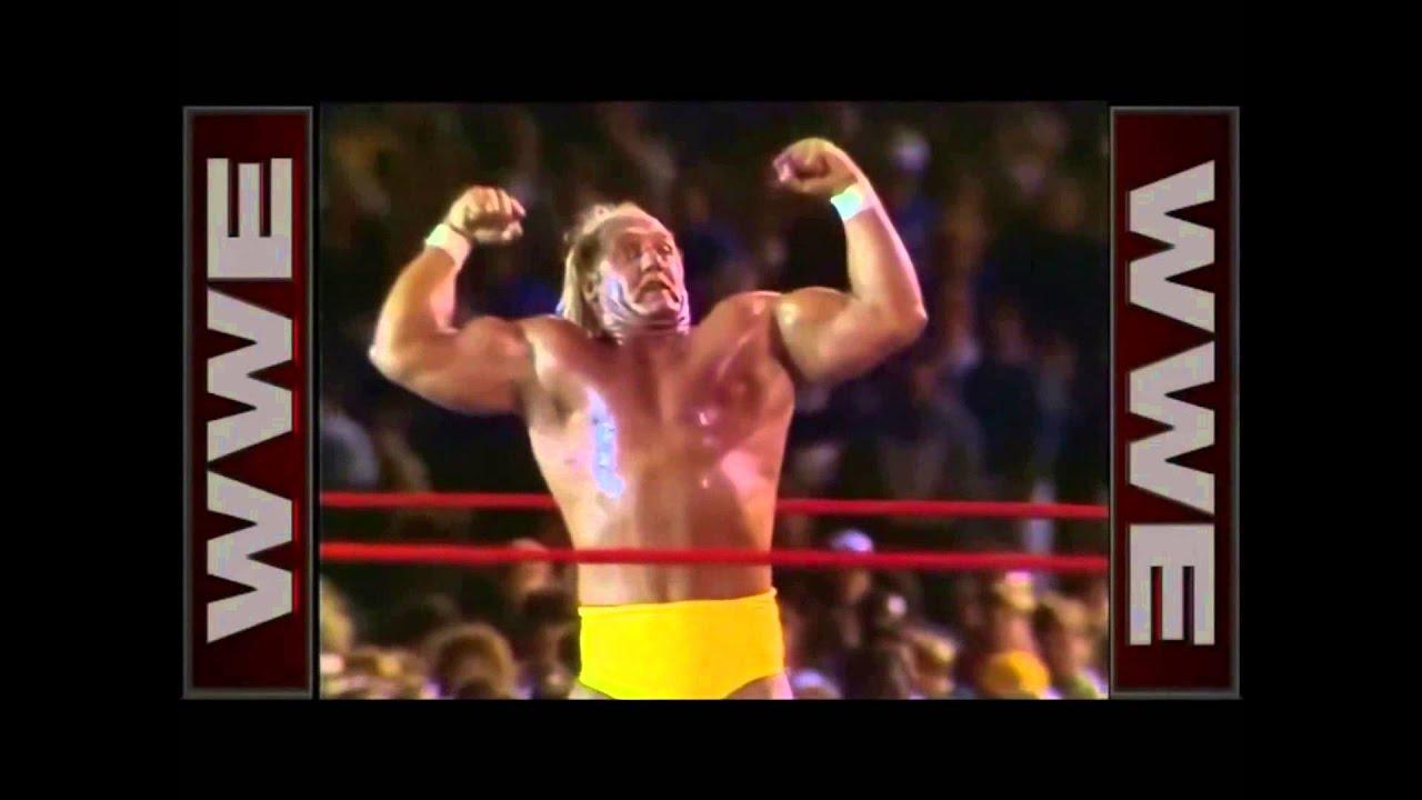 Hulk Hogan Titantron HD - YouTube