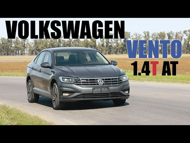 Prueba: Volkswagen Vento Highline 1.4 AT