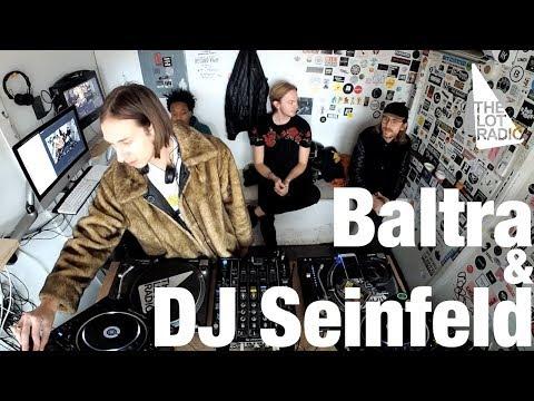 Baltra & DJ Seinfeld @ The Lot Radio (Nov 8, 2017)