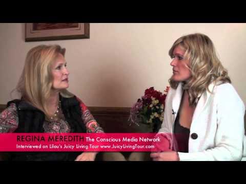 Regina Meredith, Conscious Media Network in Sedona AZ