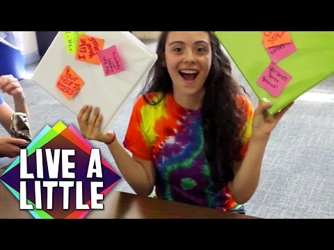 Back to School?!?! | Live A Little