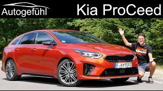 Kia ProCeed GT-Line FULL REVIEW - new competitor to the Mercedes CLA Shooting Brake