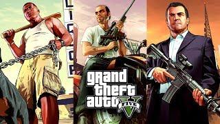 GTA 5 - Juego Completo - Full Game Walkthrough