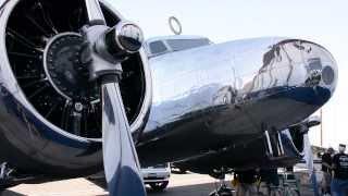 Lockheed Electra Polished by The Detailer