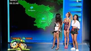Vremea cu Flavia Mihăşan, Miruna și Daniela Crudu 09/09/2014