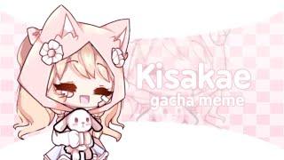 Kisakae meme ♡ gacha club ♡ birthday and 150k special