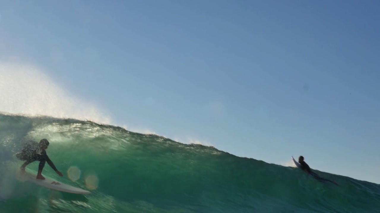 Joel Tudor at Blacks Beach, San Diego