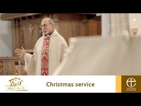 Church of England Christmas 2017 - Christmas Day (#GodWithUs)