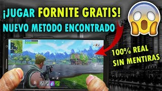 How to PLAY FORTNITE MOBILE FREE On Android - Legal & No Lies 2019