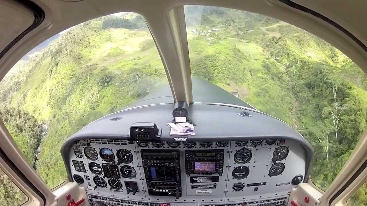 Flying West Papua in The PAC 750 XL