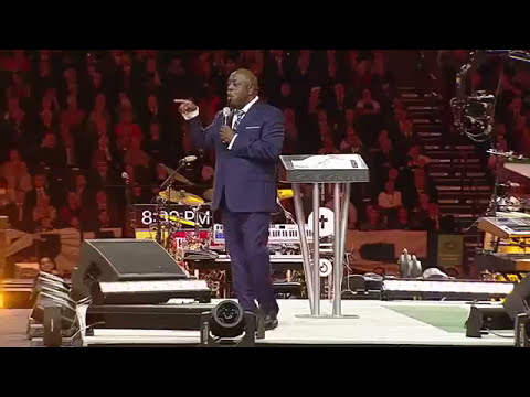 """NAYC 2017 Thursday night pastor Sam Emory """"Is This That?"""""""