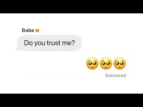 5 STAGES OF CHEATING (Romantic Text Messages)