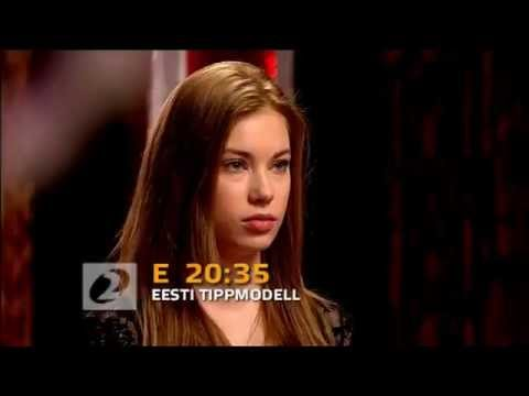 Estonia's Next Top Model TV Trailer