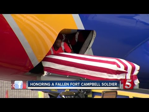 Remains Of Fort Campbell Soldier Returned To Tennessee