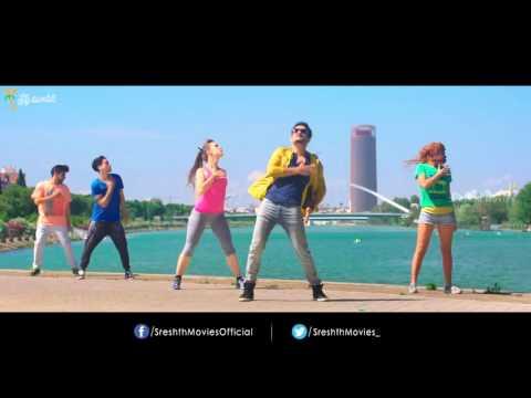 Ninnu Chusi Chusi Song Promo Akhil Movie by kingdaku03 - YouTube