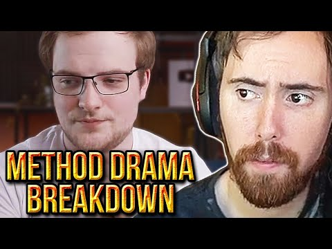 """Asmongold Reacts To """"Addressing Method"""" 
