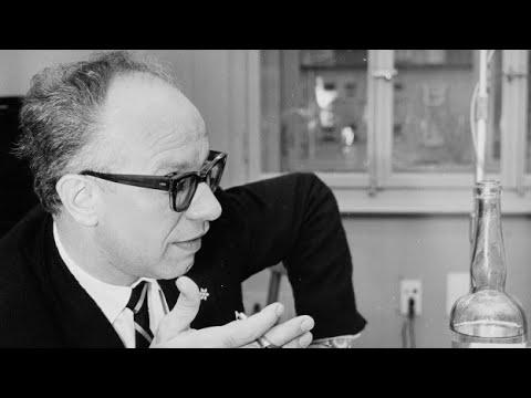 JOSEPH VON EICHENDORFF - Der Einsiedler / Schläft ein Lied in allen Dingen