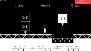 Negative World Gameplay (PC game)