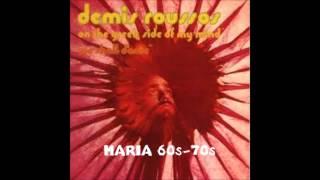 Смотреть клип песни: Demis Roussos - Good Days Have Gone