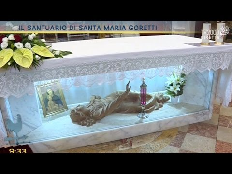 Il santuario di santa maria goretti youtube for 1 case di storia