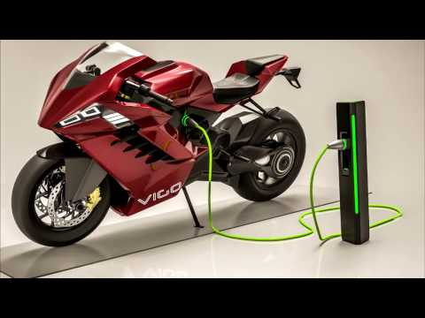 The Best ELECTRIC MOTORCYCLE: 400 miles range | 3.2 seconds to 60 mph