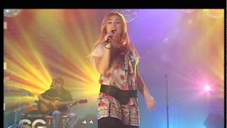"""Amaia Montero en vivo, """"Puedes contar conmigo"""" - Susana Giménez 2008"""