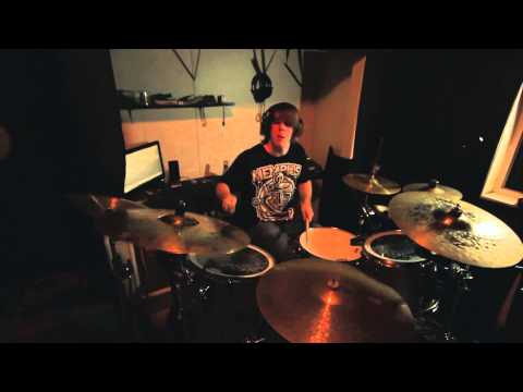 Crown The Empire - Menace | Drum Cover by Kc Marotta