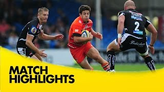 Exeter v Leicester Tigers - Aviva Premiership Rugby 2014/15
