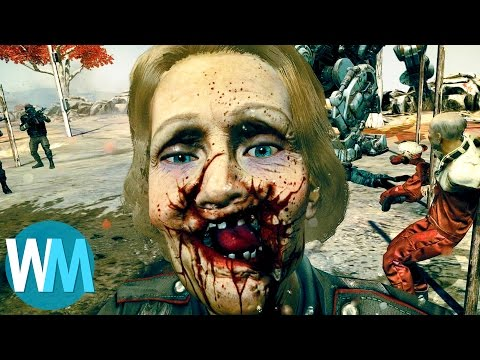 Another Top 10 MOST VIOLENT Video Games