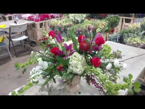Boston flower design school