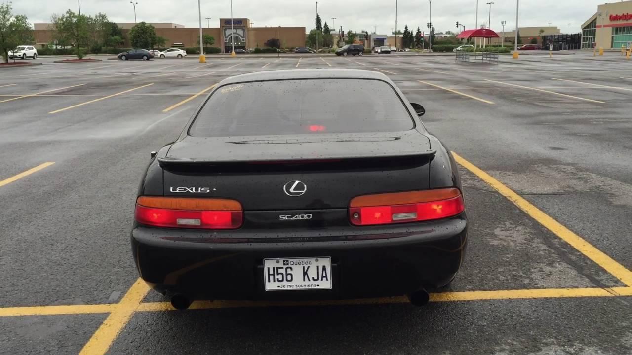 1992 Lexus Sc400 Youtube