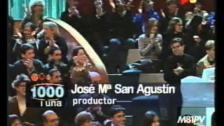 Ccrtv - Tv3 - Careta De Les 1000 I Una - Jordi González - Desembre Del 1998