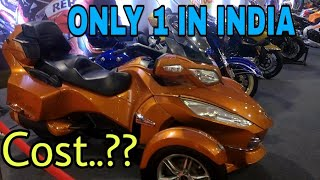 Only 1 in INDIA   Auto Car show Mumbai