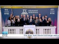 Element Solutions Inc (NYSE: ESI) Rings the NYSE Opening Bell.