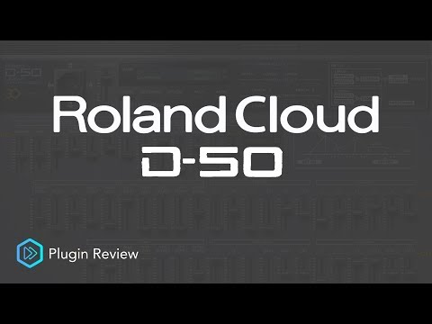 Roland Cloud D-50 | Plugin Review - YouTube