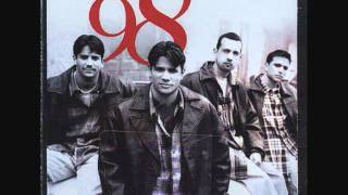 Instramental version of STILL as performed by 98 DEGREES