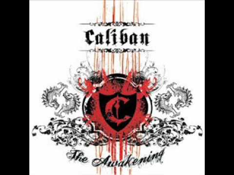 Caliban Nowhere to run, No place to hide