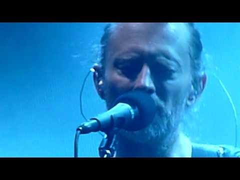 Radiohead House Of Cards Live Philips Arena Atlanta GA April 1 2017