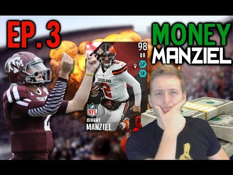 MONEY MANZIEL #3 - OMFG 99 OVERALLS EVERYWHERE! WE'RE OUTMATCHED!! - Madden 16 Ultimate Team RTG