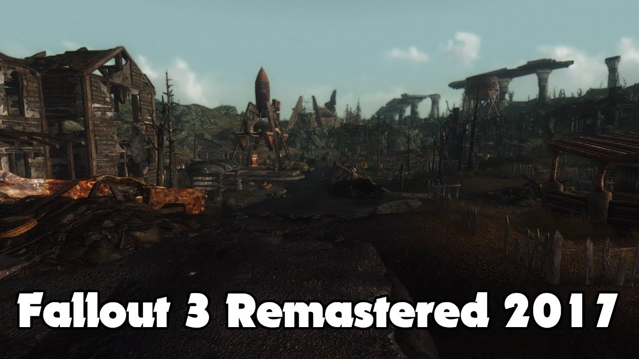 Fallout 3 Remastered (2017) (Mod Guide)