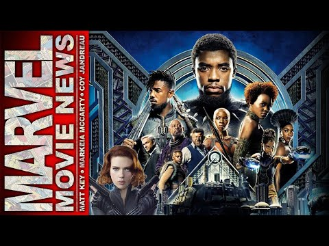 Black Panther Review, Chris Evans Confirms Black Widow Film & More! | Marvel Movie News Ep 168