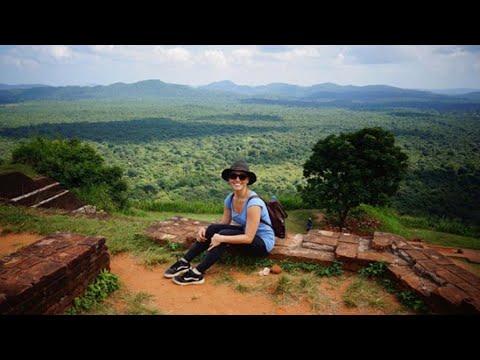 Sigiriya Lion Rock, Sri Lanka. Travel Vlog 20