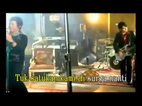 Wali Band - Doaku Untukmu Sayang (Vidio Clip + Lyrics)