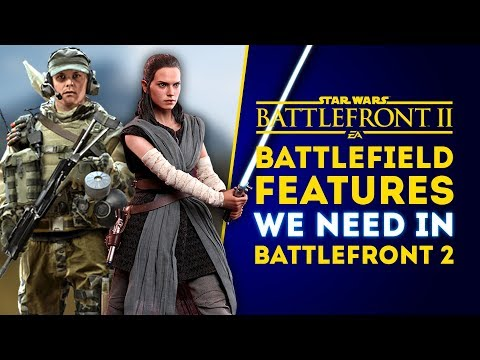 Battlefield Features WE NEED In Star Wars Battlefront 2! thumbnail