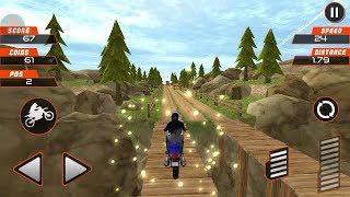 Sports Bike Stunt Racing - Dirt Motorbike Racing Games - Motocross Racing - Video Games For Children