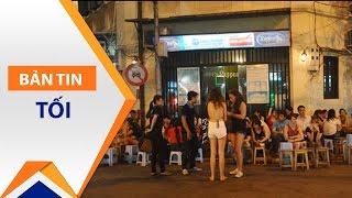 Sốc: 150 quán bia vỉa hè có công an 'chống lưng' | VTC
