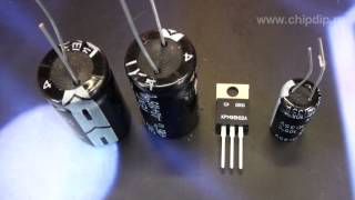 видео Интегральный стабилизатор напряжения LM317. Описание и применение