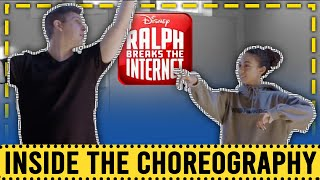 "Inside the Choreography w Paul Becker | ""Ralph Breaks the Internet"""