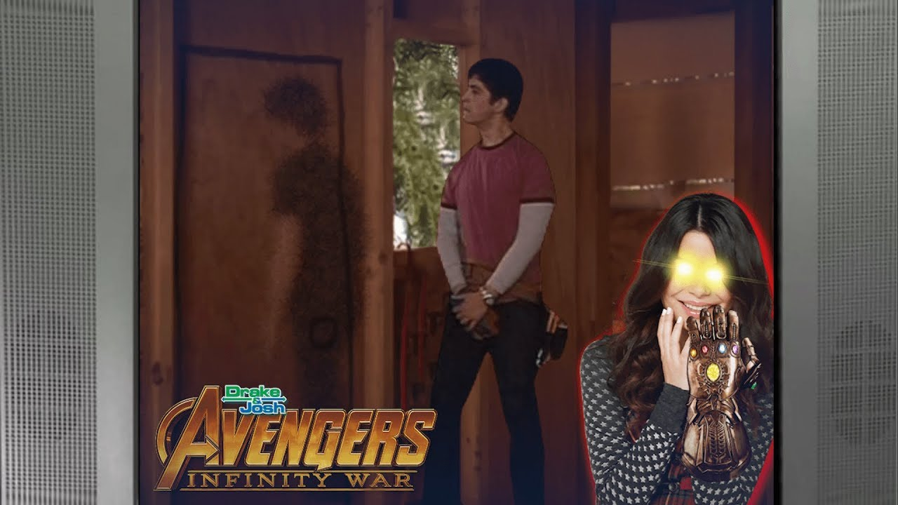 Drake And Josh In Treehouse But I Dont Feel So Good Avengers