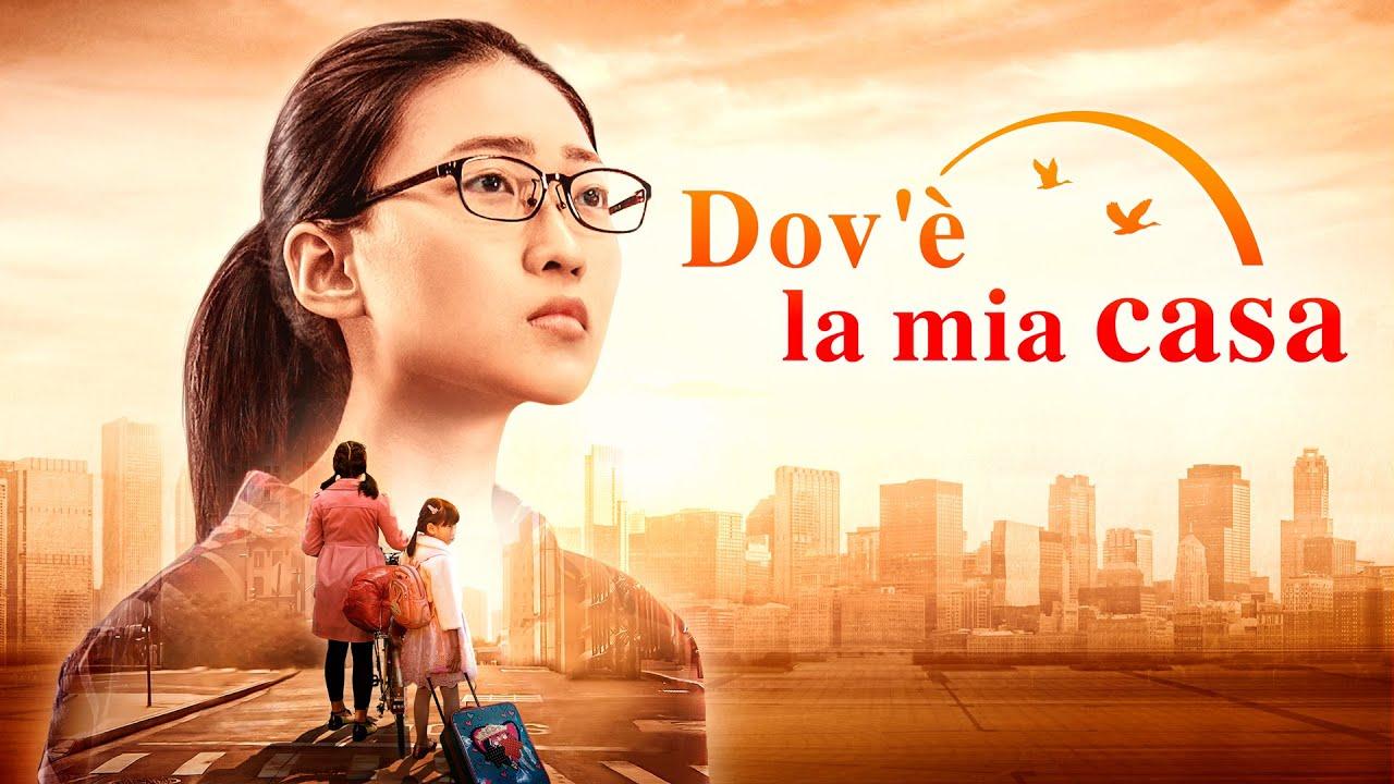 """Film cristiano completo in italiano 2018 – """"Dov'è la mia casa"""" Dio mi ha dato una famiglia felice"""